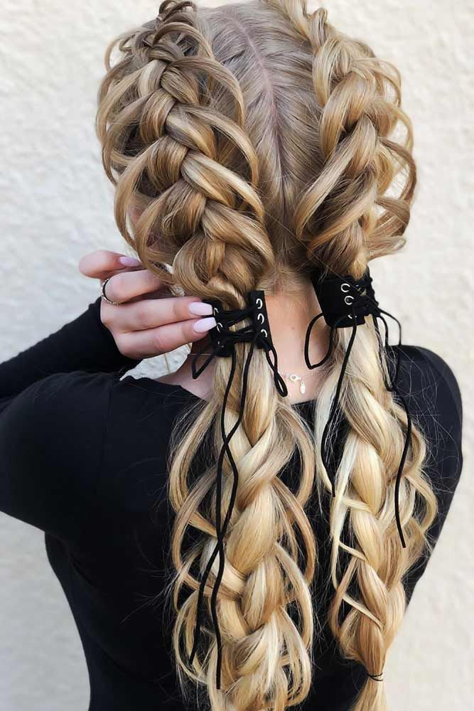 70 Cute And Creative Dutch Braid Ideas | LoveHairStyles.com