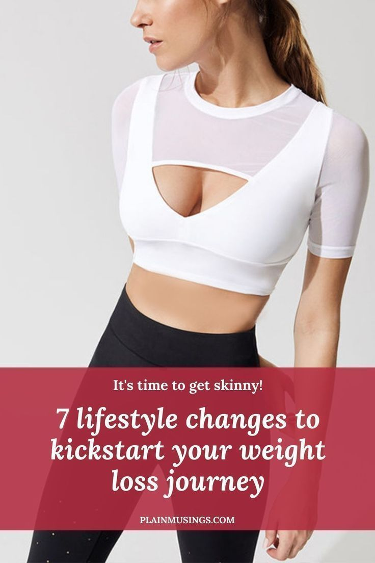 7 small changes to jumpstart your weight loss journey | healthy tips to lose weight fast | healthy t...