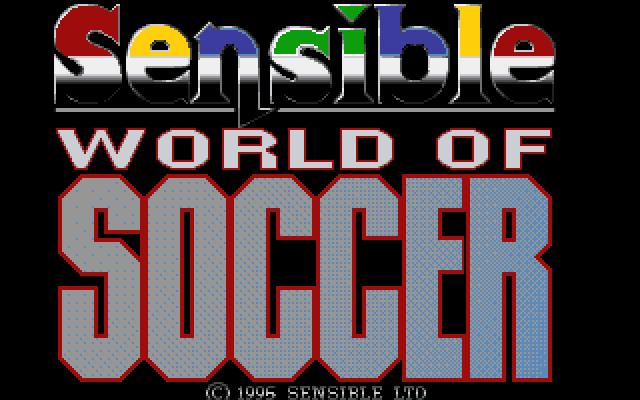 Sensible World of Soccer screenshot