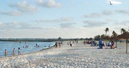 Beach In Port Lavaca Tx