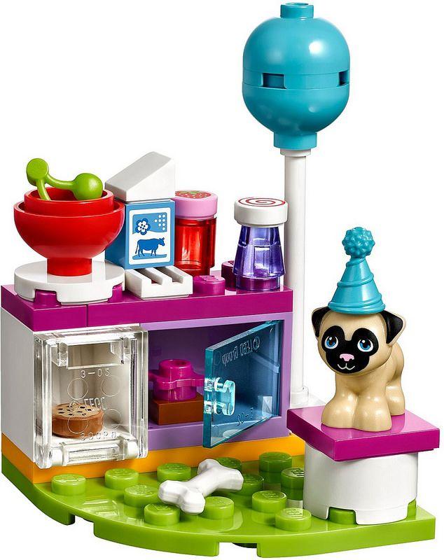 LEGO Friends 41112 - Party Cakes   da www.giocovisione.com #lego #legofriends #legofriends2016