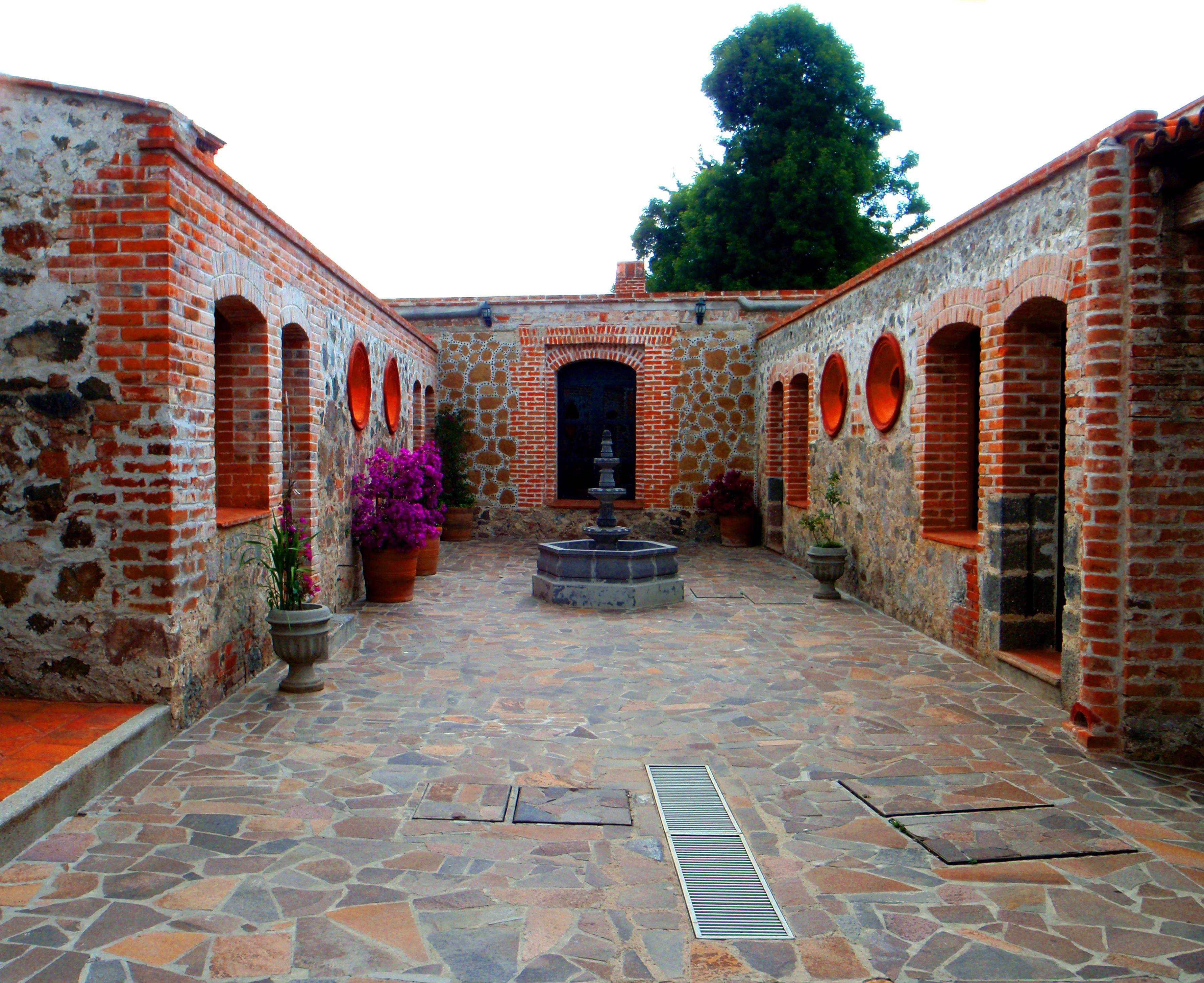 Hacienda Xalostoc, Tlaxcala, Mexico Colonial Mexican