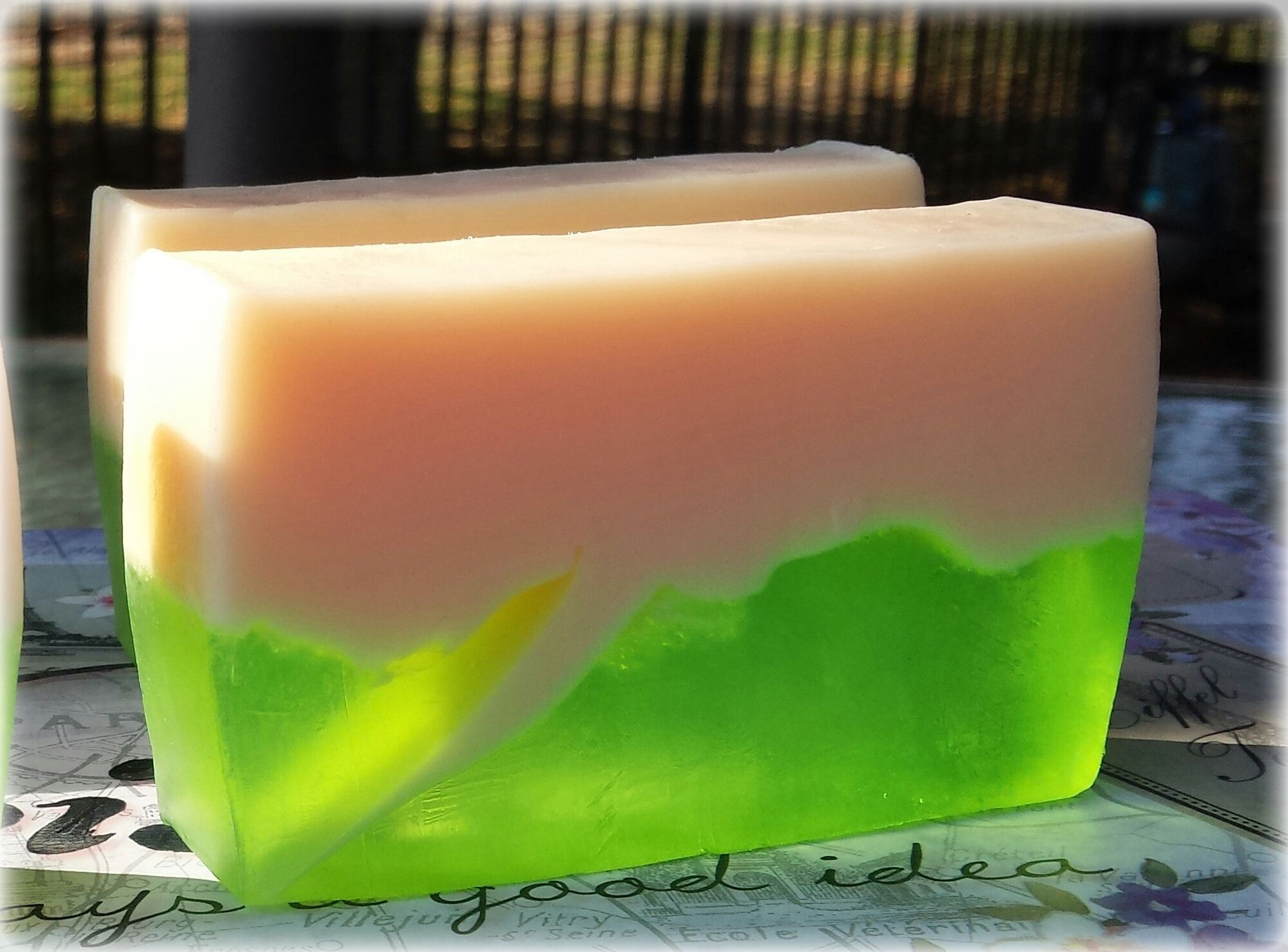 Diy Soap Without Glycerin Cucumber Melon Soap Homemade Bath Bombs And Soap