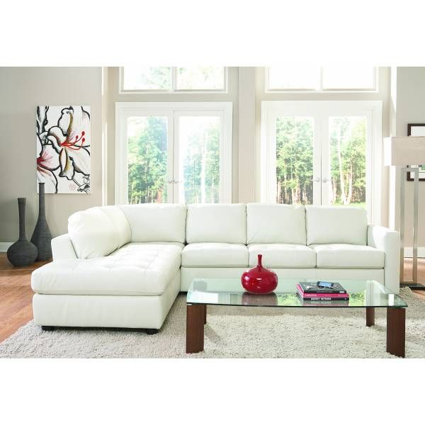 Sectional Sofa Sale Houston: Denver Ivory Sectional