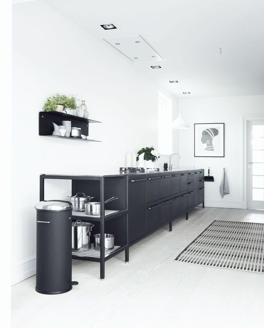 VIPP kitchen / Morten Woldum Kitchen design diy, New