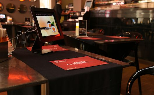 Egyptian app Swipe N Tap provides an interactive link between restaurants and their customers