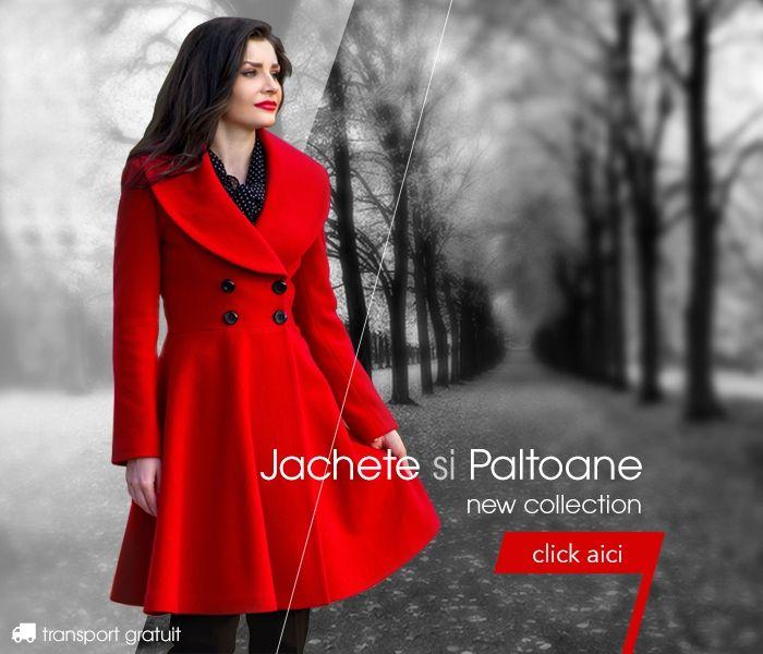 Perfect red coat <3