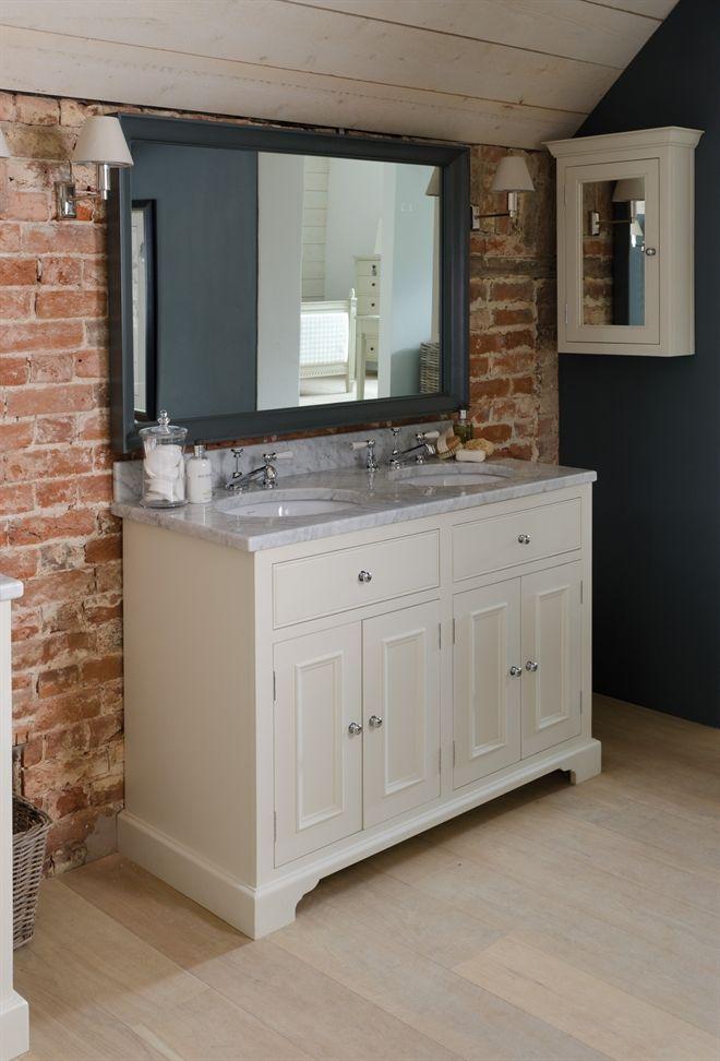 Neptune Bathroom Washstands Chichester Undermount Double Door Washstand 1490 Height 84cm Width 124cm