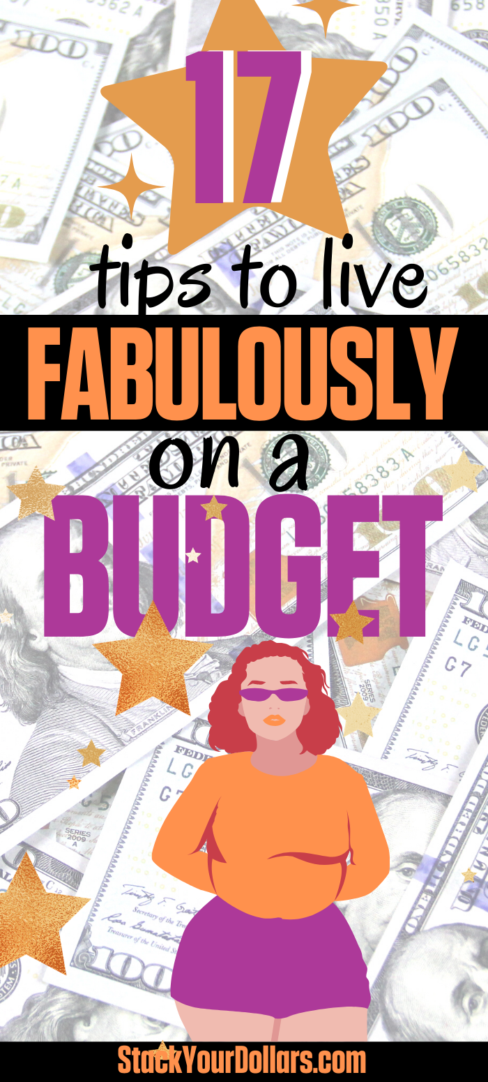 Here are some great ways to save money for frugal living newbies! Did you know that it is possible to live well while on a budget? Well, if you didn't, get ready to be amazed! With all these fantastic money saving tips, you'll be a frugal living pro in no time. You'll be able to create your budget, stick to it, and save money and pay off debt, while living a life that feels true to you! #moneysavingtips #frugalliving #waystosavemoney #personalfinance #stackyourdollars #budgetingtips