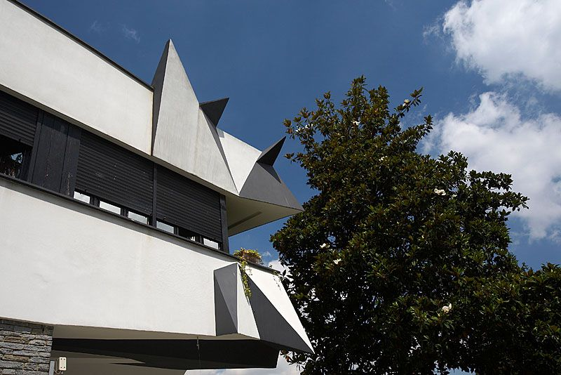 Casa‐Studio Mastroianni, Enzo Venturelli. © Angelo Morelli
