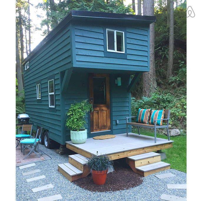 Arbnb Rental Anacortes Island Washington Slow Wifi But