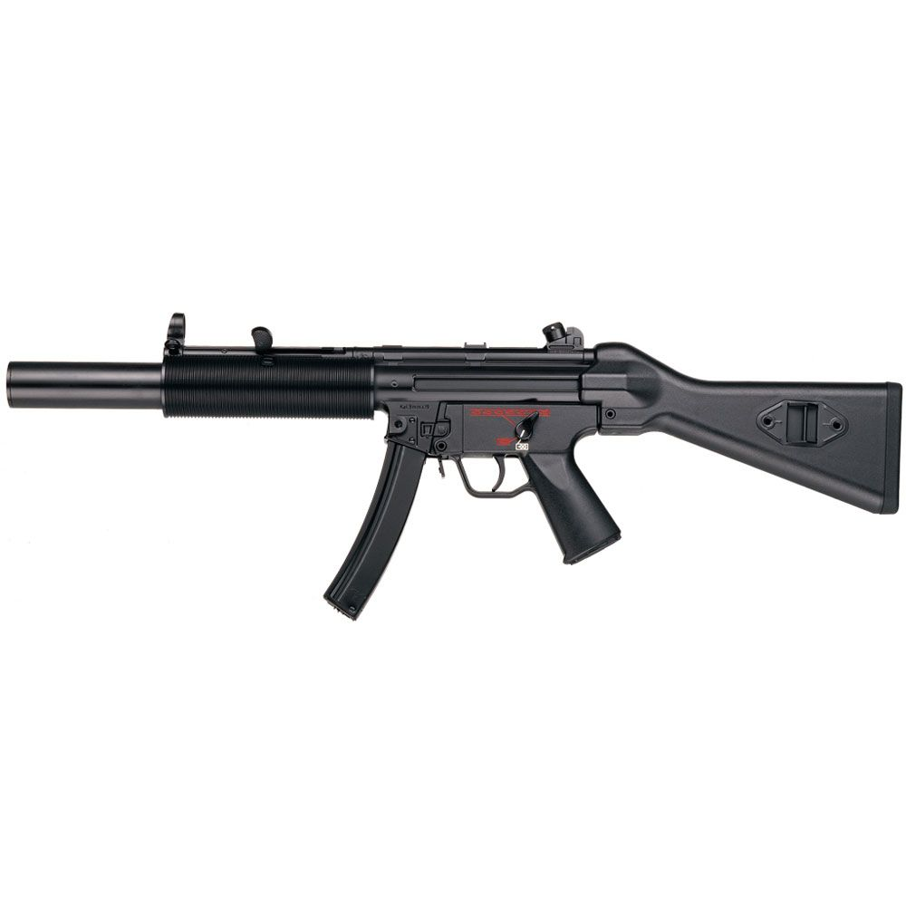 Réplica ICS MP5 SD, familia Sport Line. Todas sus piezas y partes internas son de acero y Full Metal. Viene con 2 cargadores Hi-Cap Canadian de hasta 300 bolas. Gearbox metálico. Bushings de acero. Preciosa. Perfecta. Precisa. Es ICS. Lo más real, es la MP5 de Heckler & Koch. Haz click en la foto, mira su ficha y piénsatelo. Si todavía no nos conoces, ¡que sepas que damos la cara! #MP5 #airsoft #replicasairsoft