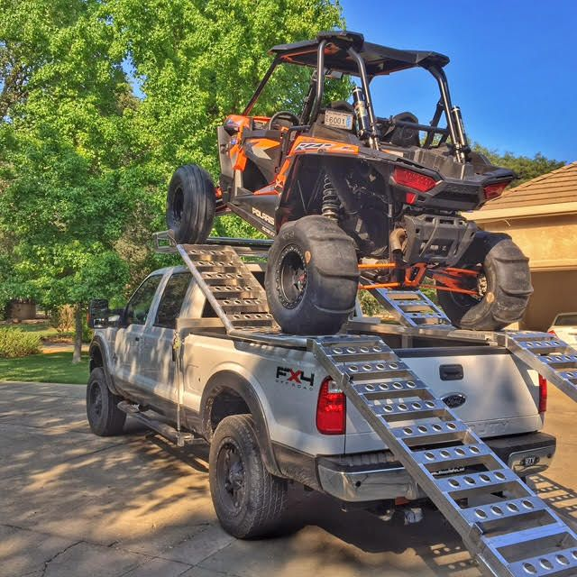 Introducing The Alpine Designs Super Rack Utv Transport System The New Truck Bed Mounted Utv Transport System Eliminates Th Trucks Volkswagen 181 Custom Trucks