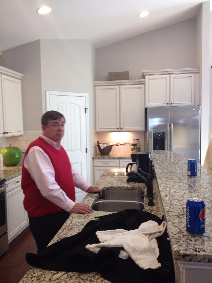 Kitchen island Dalton floor plan Mungo Homes