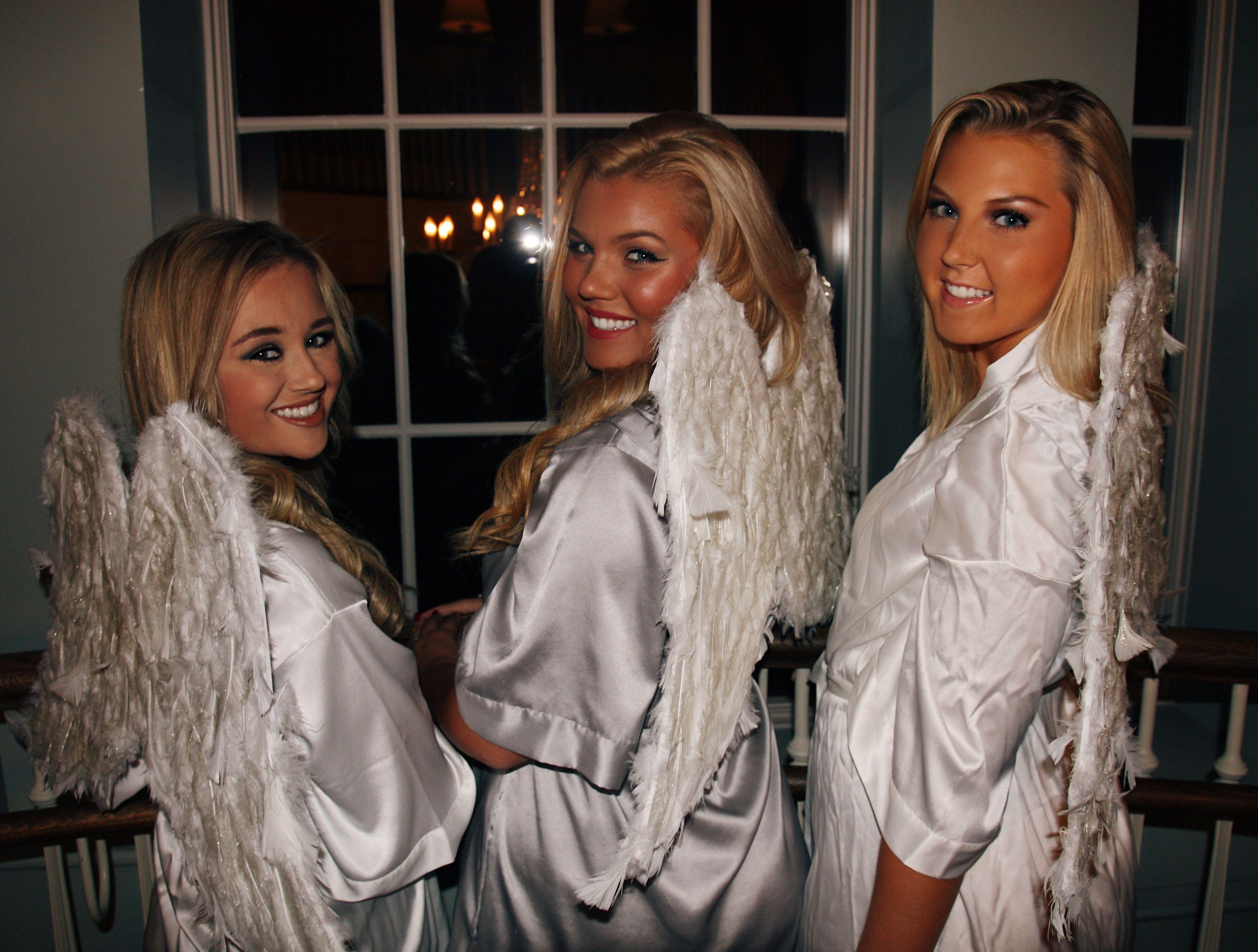 Big Little Reveal Idea, Victoria Secret Angels! #biglittlereveal