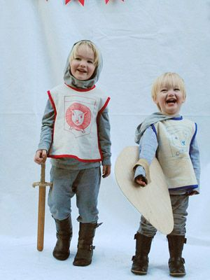 DIY Knights in Training kids Halloween costume  sc 1 st  Pinterest & knights | Knights Party | Pinterest | Knight Knight costume and ...