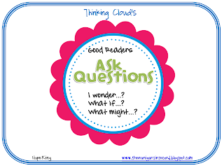Readers Response and Think Clouds | Reader response
