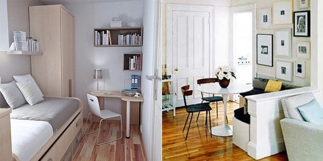Decora o de casas pequenas fotos coisas para casa for Salas pequenas para casas pequenas