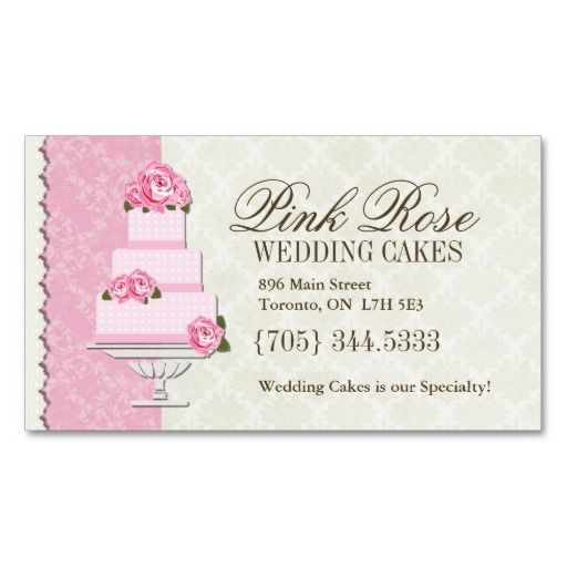 wedding cake business from home wedding cake artist business cards artisan business 22133