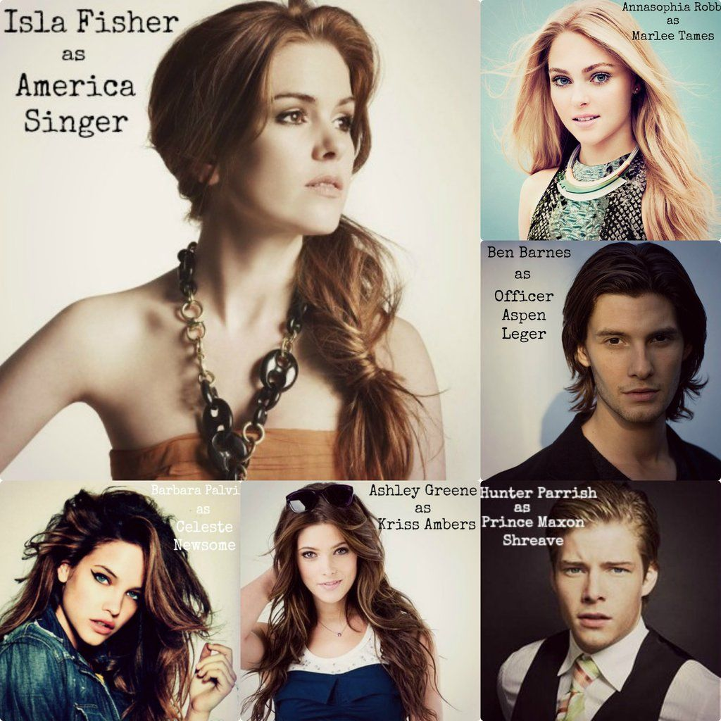 ''The Selection'' Fan Cast by on