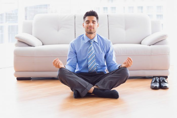 Office Meditation: Nail It For Profound Brainpower!