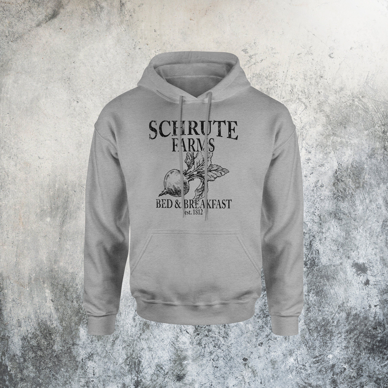 Predownload: Schrute Farms Parody Hoodie The Office Sweatshirt The Etsy Sweatshirts Hoodies Printed Hooded Sweatshirt [ 3000 x 3000 Pixel ]