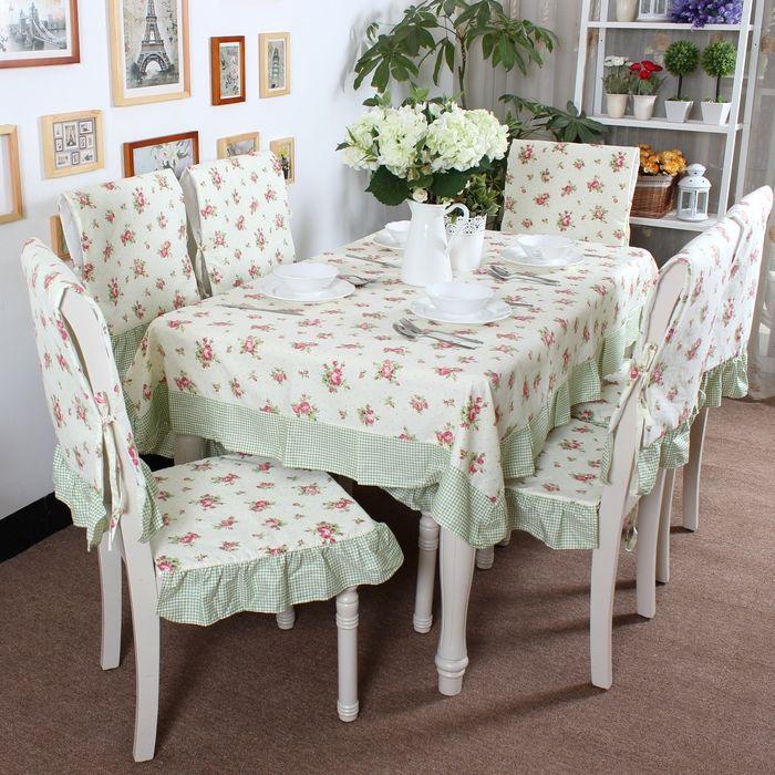 yeni varış 100% pamuk yemek masa örtüsü rustik masa örtüsü masa ...