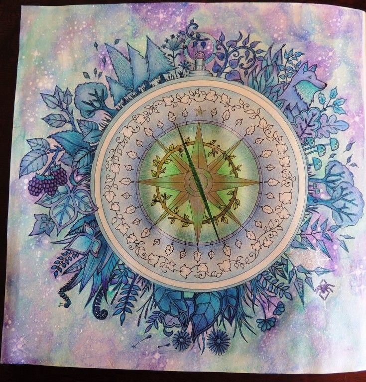 Pin By Liz Mottram On Colouring Art