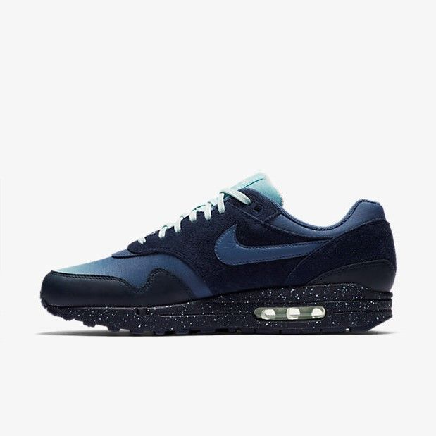 Nike Air Max 1 Premium Blue Gradient Toe | Fresh | Air max