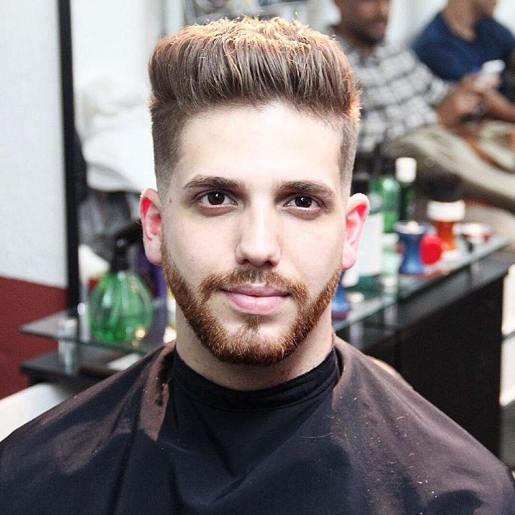 Simple Classic Hairstyles For Male