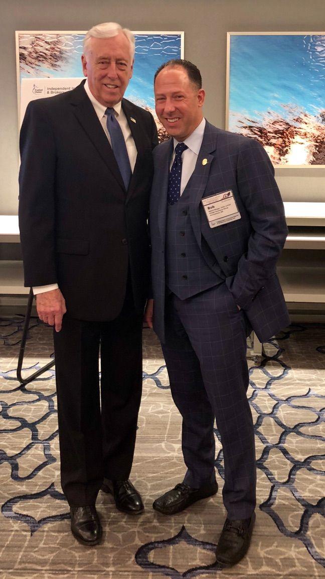 Bob Klinger, President and CEO of Klinger Insurance Group