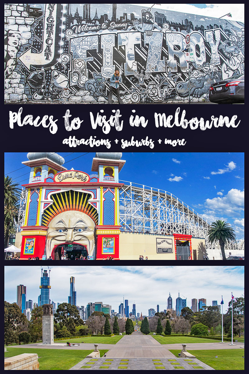 50 Best Places To Visit In Melbourne Attractions Organized By Suburb Australia Travel Guide Best Places To Travel Oceania Travel