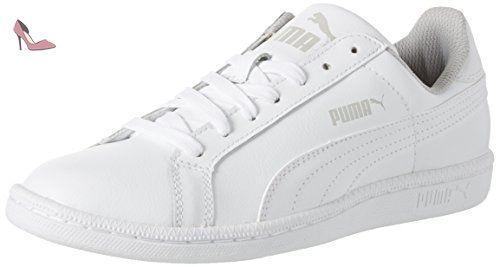 Puma Smash Fun L, Baskets Basses Garçon: Amazon.fr: Chaussures et Sacs