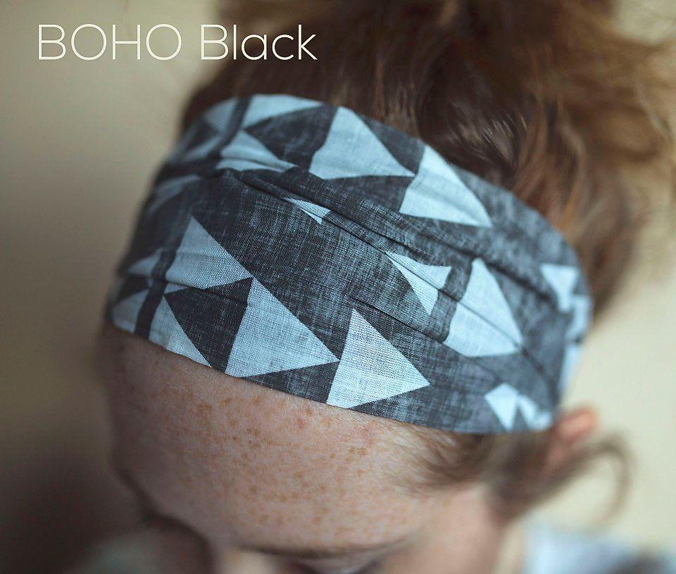 STUDIO TIE-BACK™ BLACK & GRAY COLLECTION