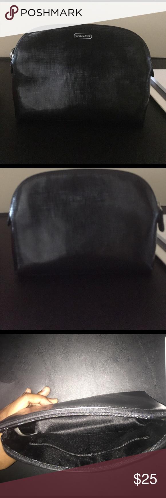 Coach cosmetic bag NWOT Cosmetic bag, Bags, Cosmetics