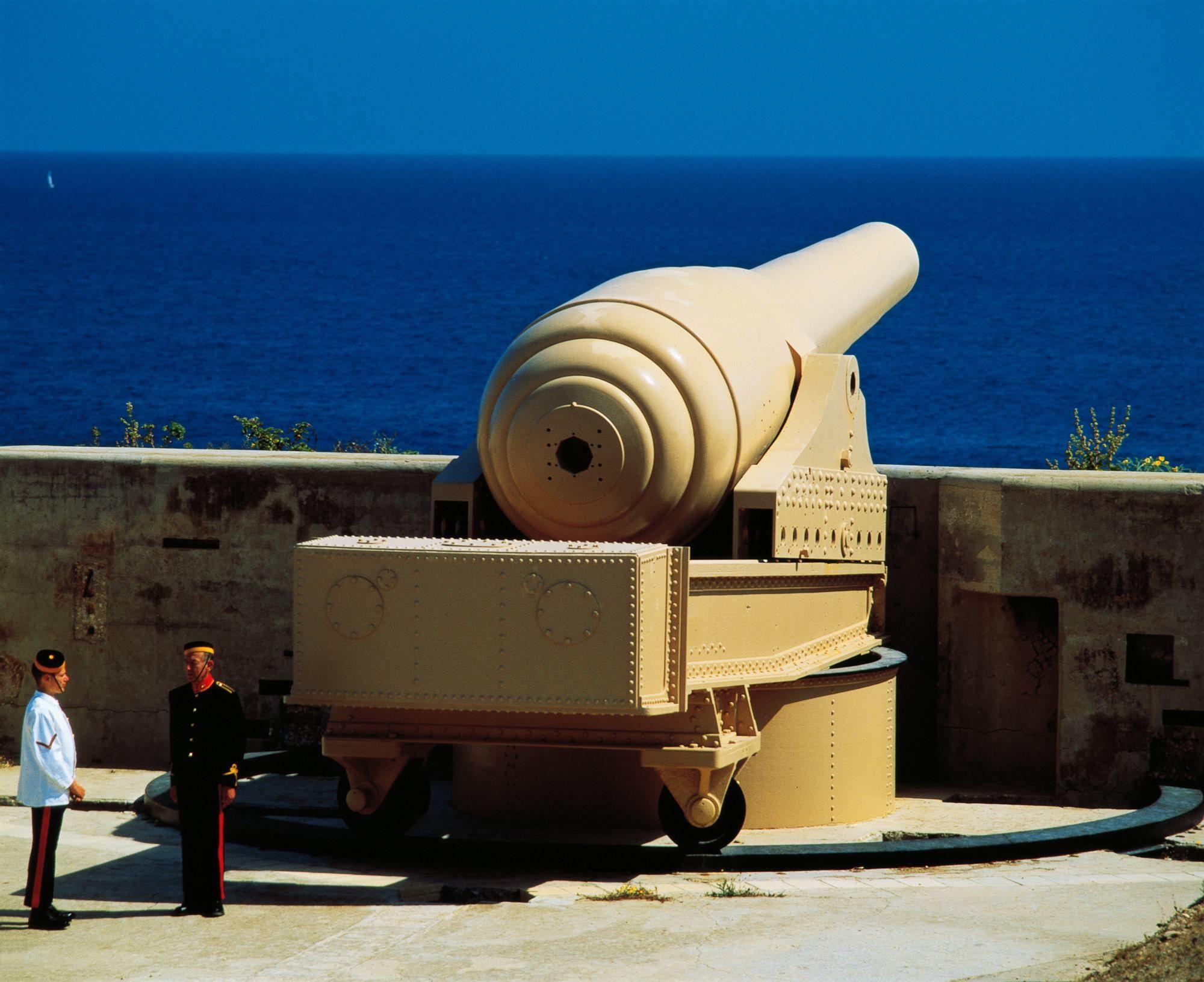 World's Biggest Black Powder Cannon - the 100