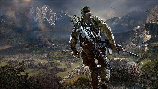 Sniper Ghost Warrior Apk Data Download Tebe Oyun