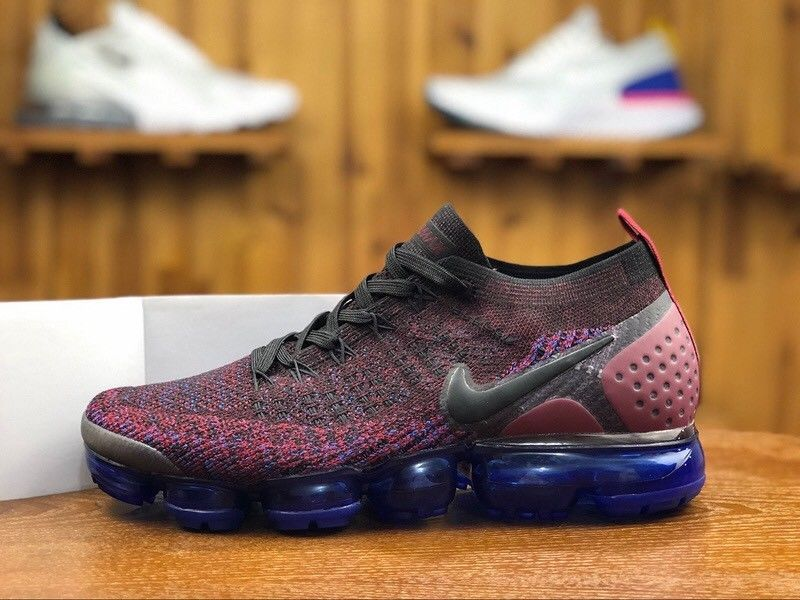 0aa0ff94940f Nike Air VaporMax Flyknit 2 Team Red Blue 942842-006 RUNNING Men size 10   fashion  clothing  shoes  accessories  mensshoes  athleticshoes (ebay link)