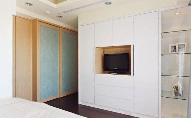 Bedroom Wardrobe Design: Bedroom Wardrobe And Tv Cabinet Design