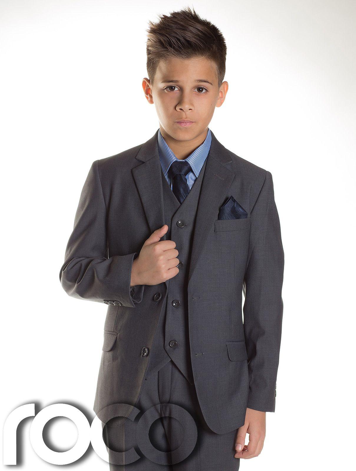 99f0d6ea5dafb traje para asistir a boda | Traje de Boda para niño de 10 años ...