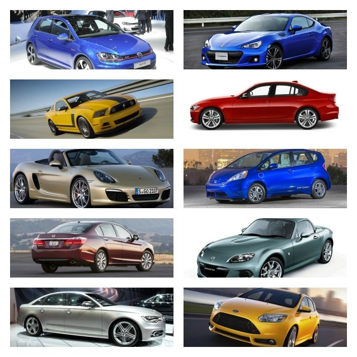 Top 10 Best New Cars of 2013: Driven, Evaluated, Judged | Automotive