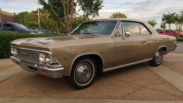 Grandma's Car: 1966 Chevelle Malibu | 1966 chevelle ...