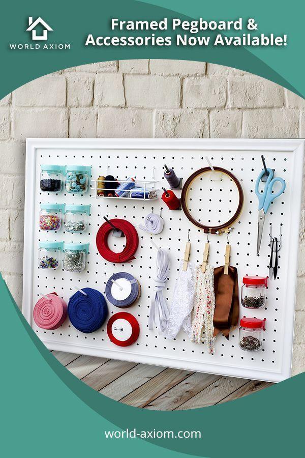 Photo of #accessories #game #line #organization #Pegboard #pe