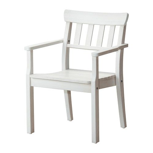 ÄNGSÖ Armchair IKEA You Can Stack Up To Four Chairs On Top Of Each Other,. Outdoor  Dining ...