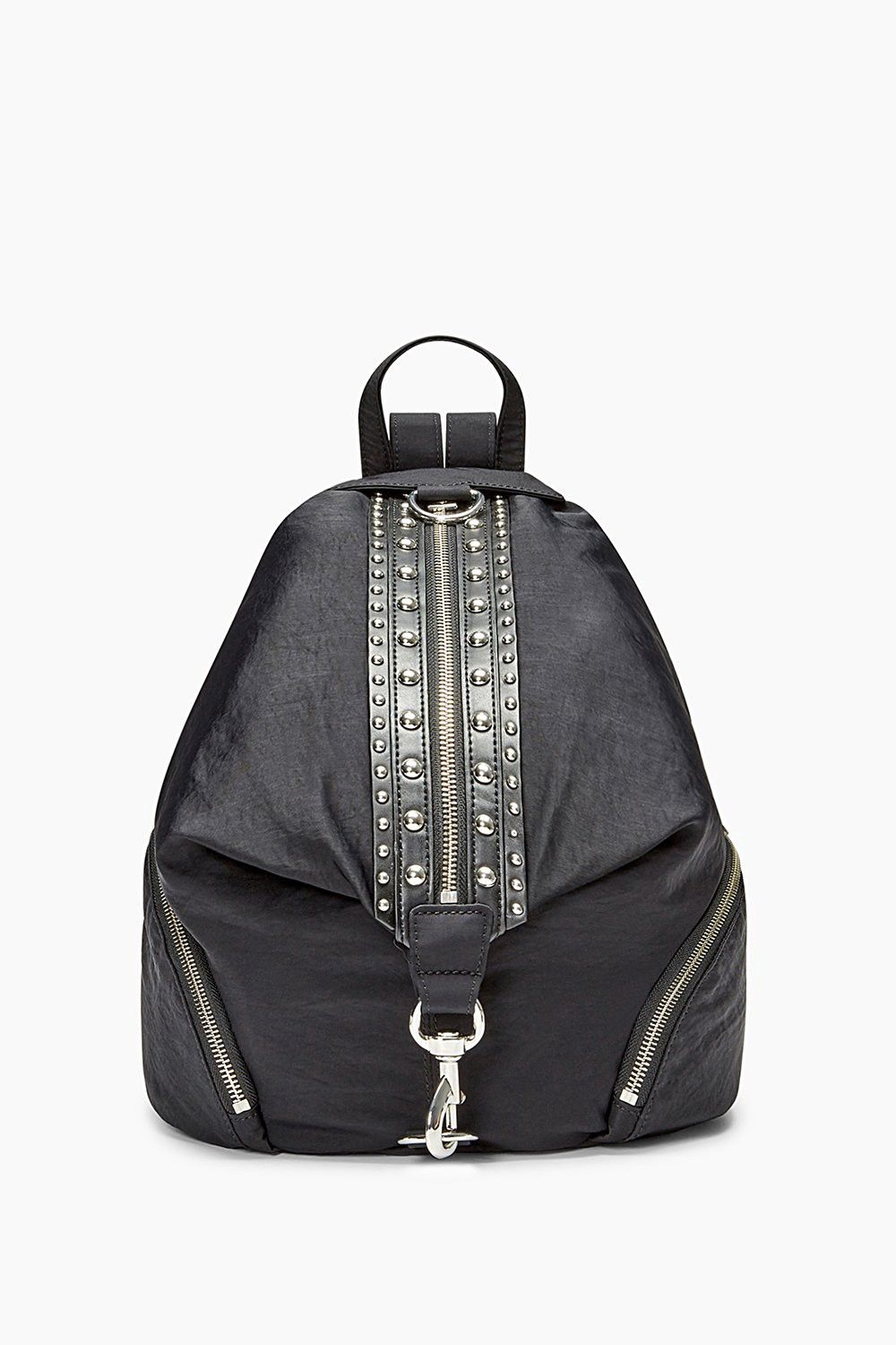 ca85272ff454 REBECCA MINKOFF Julian Nylon Backpack With Studs.  rebeccaminkoff  bags   nylon  backpacks