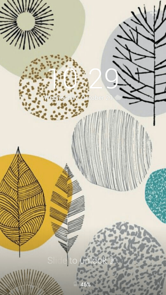 Great idea to use with MagScapes wallpaper and