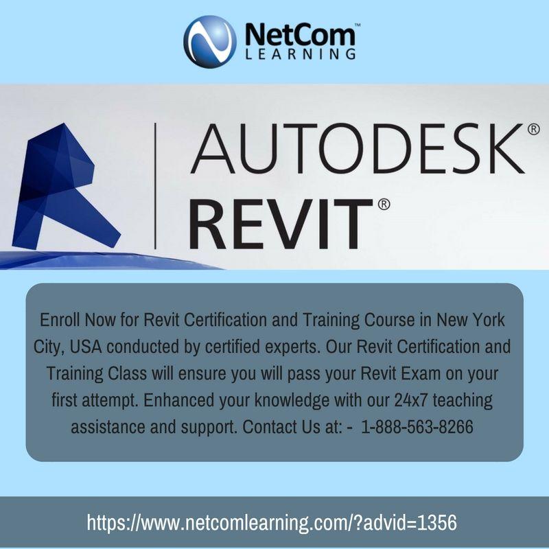 Revit Training NYC | Revit Course | Revit Training | Training ...