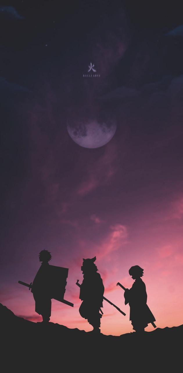 Kimetsu wallpaper by Ballz_artz - d7 - Free on ZEDGE™