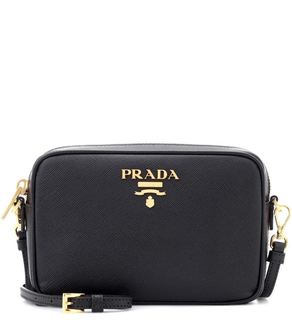 Cross Body Bags - Monochrome Crossbody Bag Medium Nero - black - Cross Body Bags for ladies Prada vgl9U