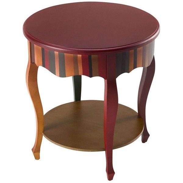 Bombay Aubrey End Table ($165) Found Kohls.com